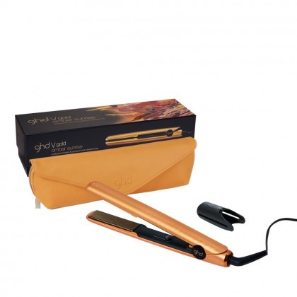 ghd V Gold Wanderlust Amber Sunrise 1