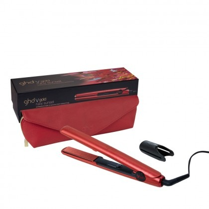 ghd V Gold Wanderlust Ruby Sunset