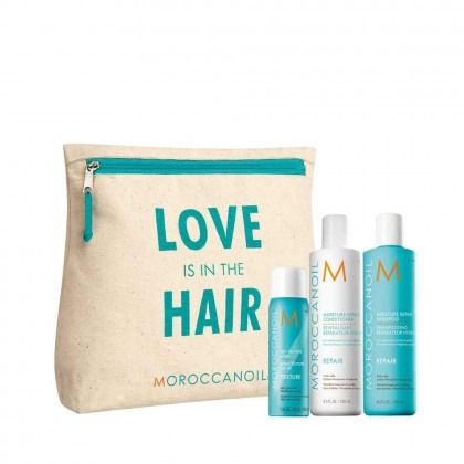 Moroccanoil Love Is In The Hair Repair Gift Set