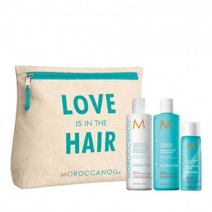 Moroccanoil Love Is In The Hair Hydrate Gift Set