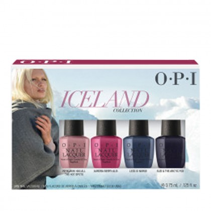 OPI Iceland Mini Pack