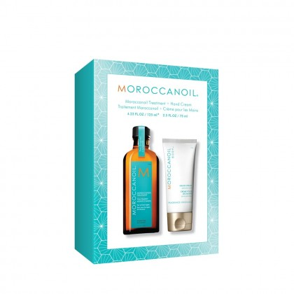 Moroccanoil Soften & Shine Set Boxed