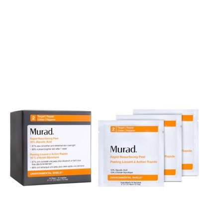 Murad Rapid Resurfacing Peel 16pk Boxed