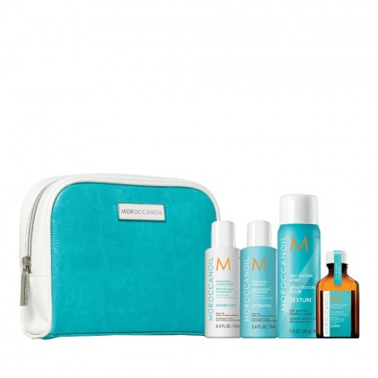 Moroccanoil Hydrate & Style Travel Set