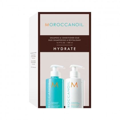 Moroccanoil Hydrate Shampoo and Conditioner Duo