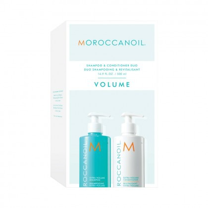 Moroccanoil Volume Shampoo and Conditioner Duo