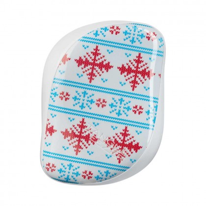 Tangle Teezer Compact Winter Frost Hairbrush