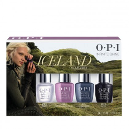 OPI Iceland Infinite Shine Mini Pack
