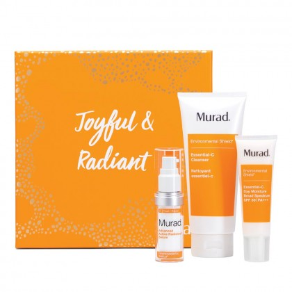 Murad Joyful & Radiant Set