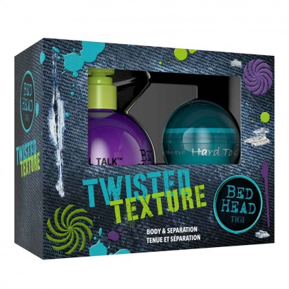 TIGI Bed Head Twisted Texture Gift Set