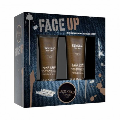 TIGI Bed Head For Men Face Up Gift Set