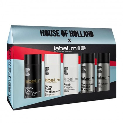 label.m House of Holland Mini Gift Set