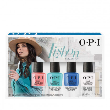 OPI Spring 4-Pack Nail Lacquer