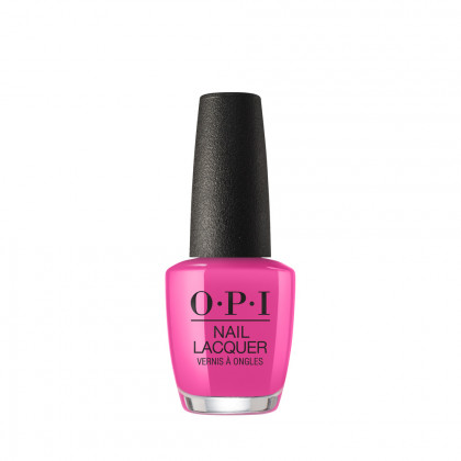 OPI No Turning Back From Pink Street Nail Lacquer