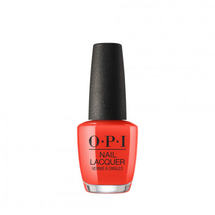 OPI A Red-vival City Nail Lacquer