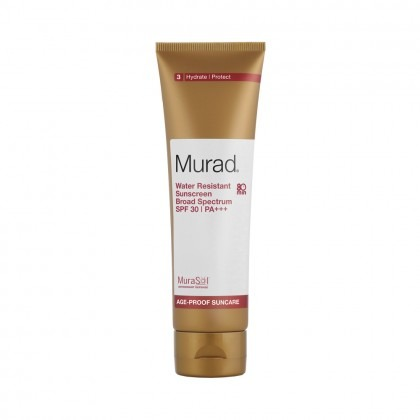 Murad Age-Proof Suncare Water Resistant Sunscreen Broad Spectrum SPF30 PA+++ 125ml