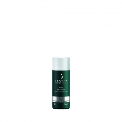 System Professional M1 Triple Shampoo 50ml