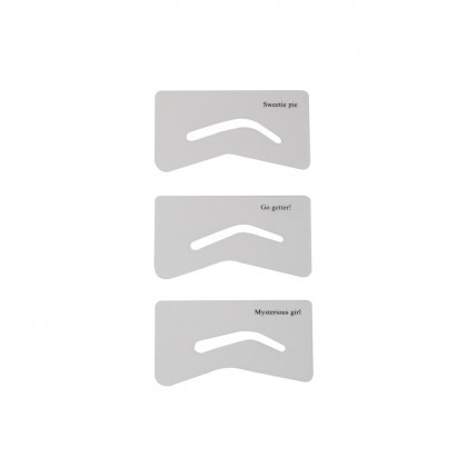 ILAH Brow Stencil - Large