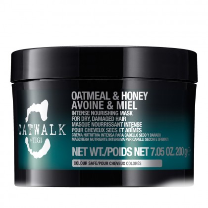 TIGI Catwalk Oatmeal and Honey Mask 200ml