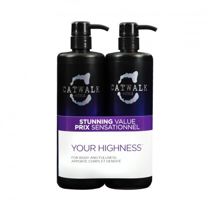 Tigi Catwalk Your Highness Tween Duo 2 x 750ml