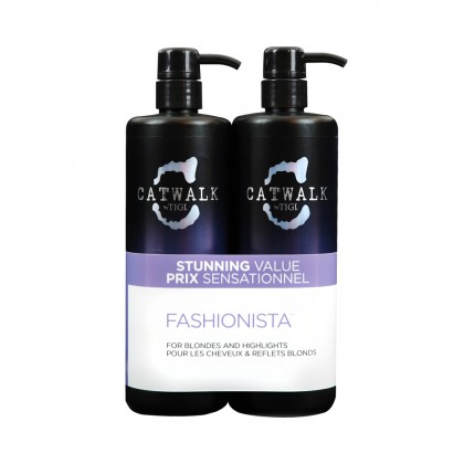 Tigi Catwalk Fashionista Tween Duo 2 x 750ml