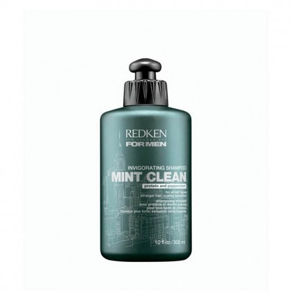 Redken For Men Mint Clean Shampoo 300ml
