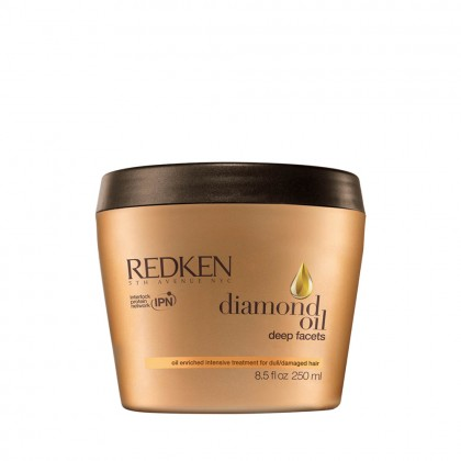 Redken Diamond Oil Deep Facets Mask 250ml