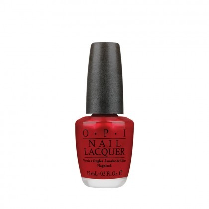 OPI An Affair In Red Square Nail Lacquer 15ml