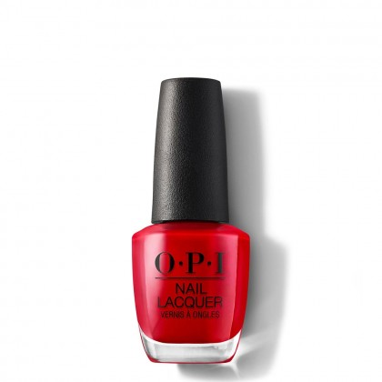 OPI Big Red Apple Nail Laquer 15ml