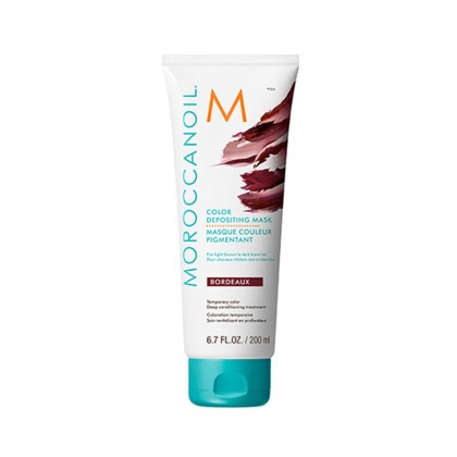 Moroccanoil Color Depositing Mask Bordeaux 200ml