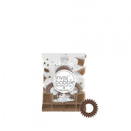 Invisibobble Cheat Day Crazy for Chocolate