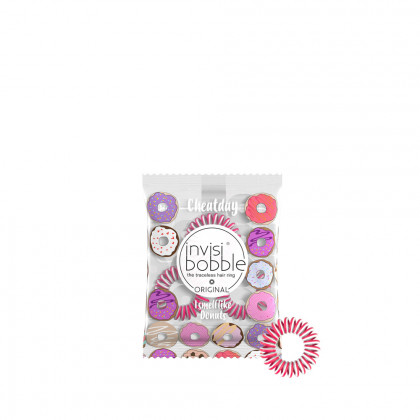 Invisibobble Cheat Day Donut Dream