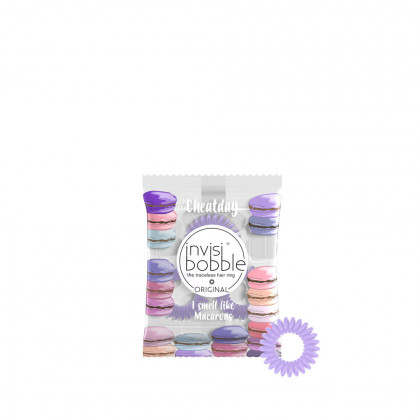 Invisibobble Cheat Day Macaron Mayhem