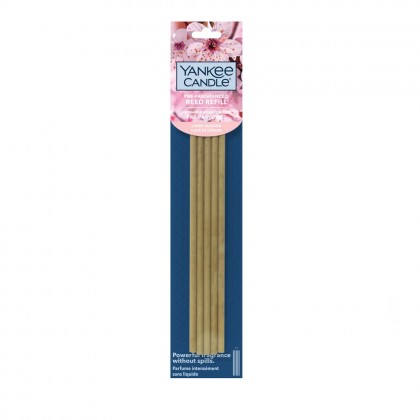 Yankee Candle Pre Fragranced Reed Refill Cherry Blossom