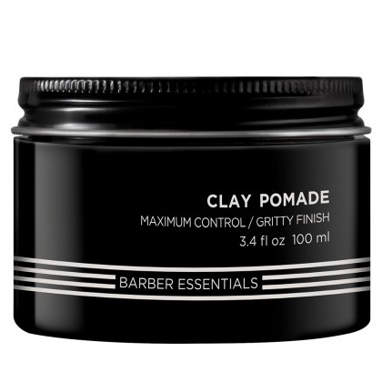 Redken Brews Mens Clay Pomade 100ml
