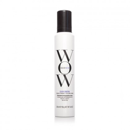 Color Wow Color Control Purple Toning and Styling Foam 200ml