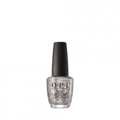 OPI Dreams on a Silver Platter Nail Lacquer 15ml