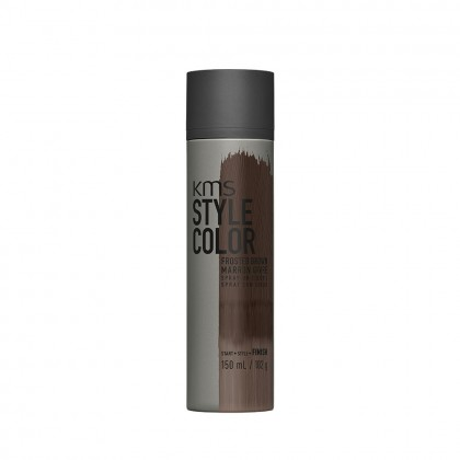 KMS Style Color Spray - Frosted Brown 150ml