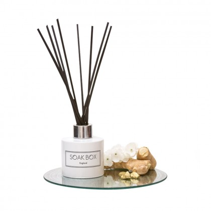 Soak-Box Jasmine, Ginger & Frankincense Luxury Reed Diffuser 100ml