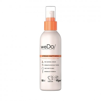 weDo Professional Hair & Body Mist 100ml