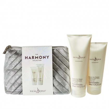 Neal & Wolf Harmony Intensive Shampoo & Treatment Christmas Gift Set