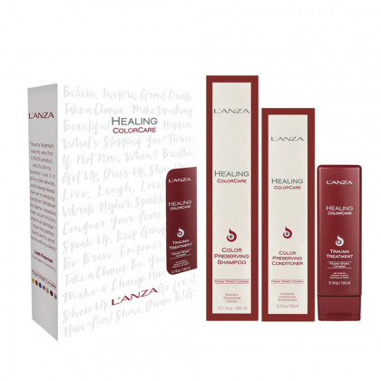L'Anza Healing Colourcare Gift Set