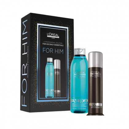 L'Oreal Professionnel Homme Gift Set