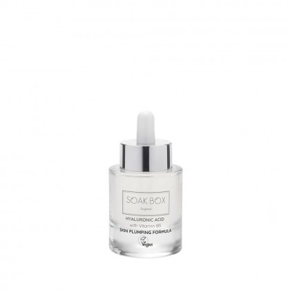 Soak-Box Hyaluronic Acid Plumping Serum