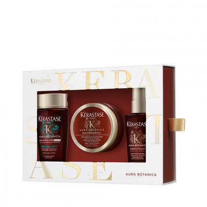 Kerastase Aura Botanica Holiday Travel Sized Kit
