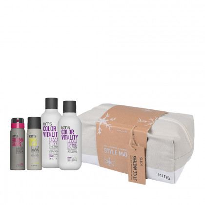 KMS Colour Vitality Blonde Gift Set