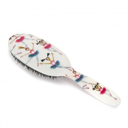 Rock & Ruddle Large Ballerina Mixed Bristle Brush