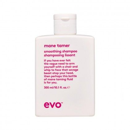 Evo Mane Tamer Smoothing Shampoo 300ml