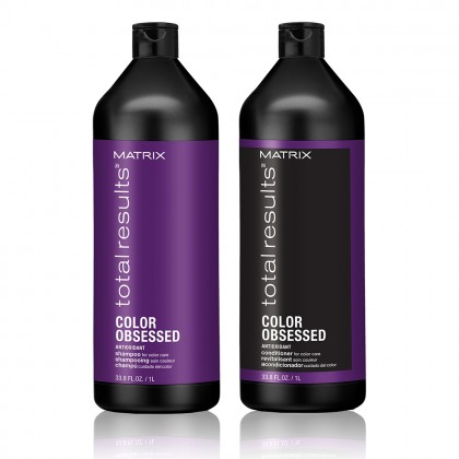 Matrix Total Results Colour Obsessed Shampoo & Conditioner 1000ml