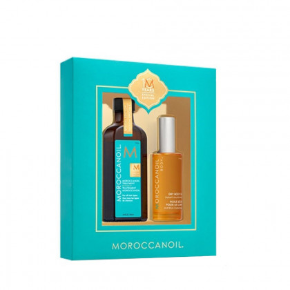 Moroccanoil Hair and Body Duo